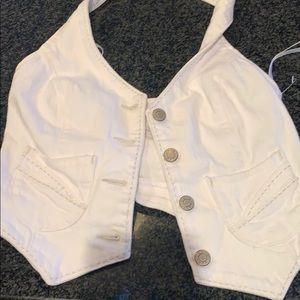 Cute Bebe vest